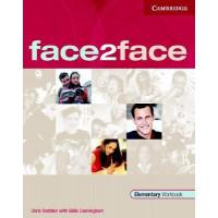 Face2Face Elem. WB + Key