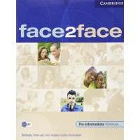 Face2Face Pre-Int. WB + Key
