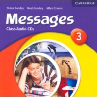 Messages 3 Cl. CD