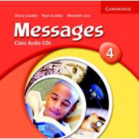 Messages 4 Cl. CD