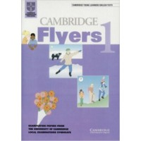 Camb Young Learners Flyers 1 Book