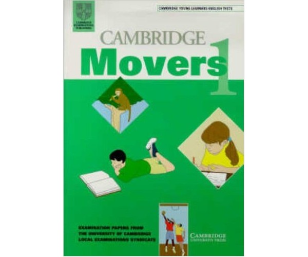 Camb Young Learners Movers 1 Book
