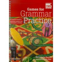 Photocopiable: Games for Grammar Practice Book