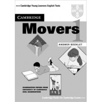 Camb Young Learners Movers 1 Key