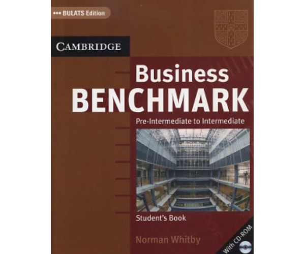 Business Benchmark Pre-Int./Int. SB + CD-ROM
