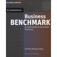 Business Benchmark Pre-Int./Int. TB