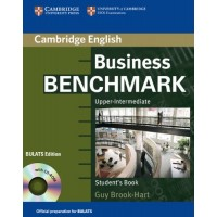 Business Benchmark Up-Int. SB + CD-ROM