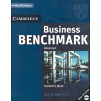 Business Benchmark Adv. SB + CD-ROM