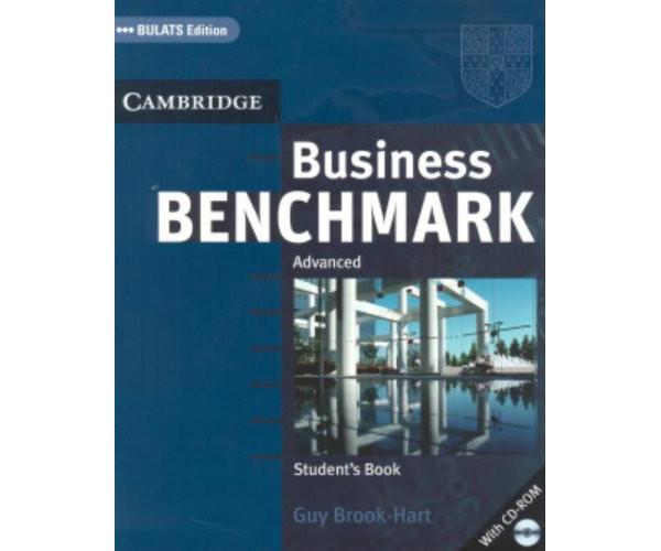 Business Benchmark Adv. SB + CD-ROM