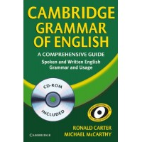 Cambridge Grammar of English Book + CD-ROM
