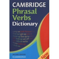 Cambridge Phrasal Verbs Dictionary 2nd Ed. Paperback