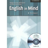 English in Mind 4 WB + CD/CD-ROM