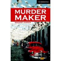 Murder Maker: Book + CD