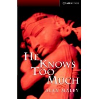 He Knows Too Much: Book + CD