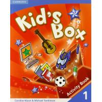 Kid's Box 1 WB