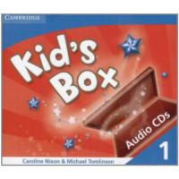 Kid's Box 1 Cl. CD