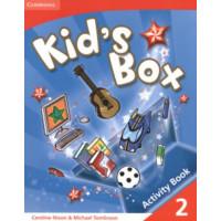 Kid's Box 2 WB