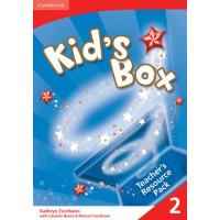 Kid's Box 2 TRP