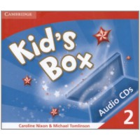 Kid's Box 2 Cl. CD