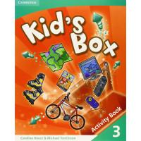 Kid's Box 3 WB