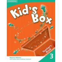 Kid's Box 3 TB