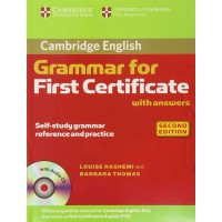 Cambridge Grammar for FC 2nd Ed. Book + CD