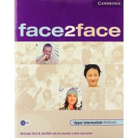 Face2Face Up-Int. WB + Key