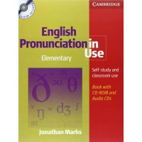 English Pronunc. in Use Elem. Book + Key & CD-ROM/CD