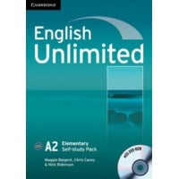 English Unlimited Elem. WB + DVD-ROM
