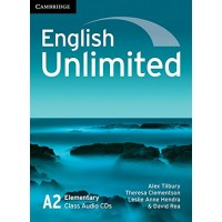 English Unlimited Elem. Cl. CD