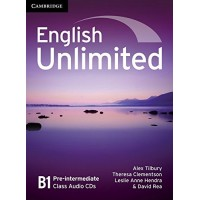 English Unlimited Pre-Int. Cl. CD