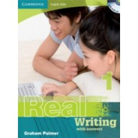 Cambridge Eng. Skills: Real Writing 1 Book + Key & CD