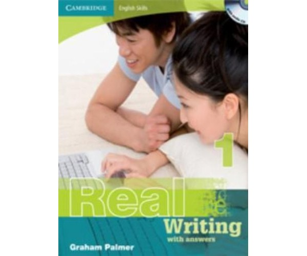 Cambridge Eng. Skills: Real Writing 1 Book + Key & CD