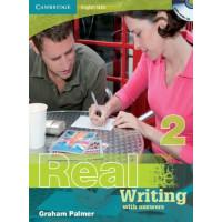 Cambridge Eng. Skills: Real Writing 2 Book + Key & CD