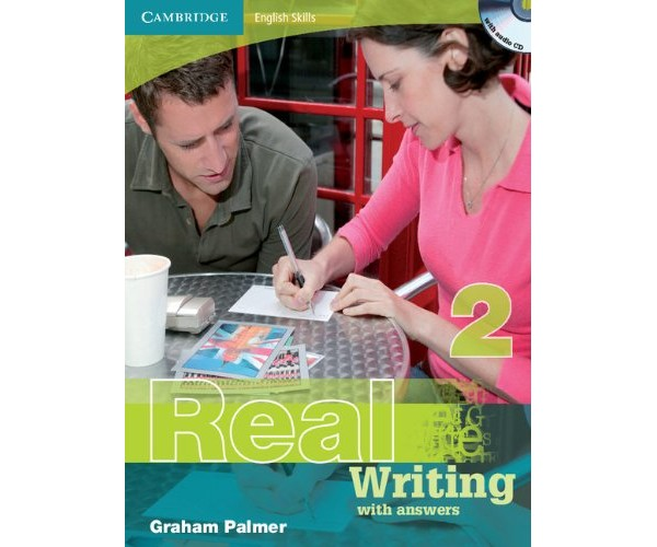 Cambridge Eng. Skills: Real Writing 2 Book + Key & CD