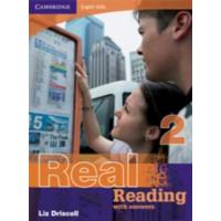 Cambridge Eng. Skills: Real Reading 2 Book + Key