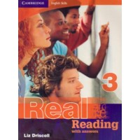 Cambridge Eng. Skills: Real Reading 3 Book + Key