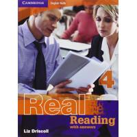 Cambridge Eng. Skills: Real Reading 4 Book + Key