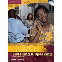 Cambridge Eng. Skills: Real List. & Speaking 3 Book + Key & CD