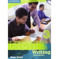 Cambridge Eng. Skills: Real Writing 3 Book + Key & CD