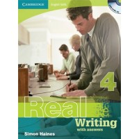 Cambridge Eng. Skills: Real Writing 4 Book + Key & CD