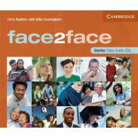 Face2Face Starter Cl. CD