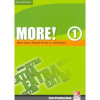 More! 1 Extra Practice Book