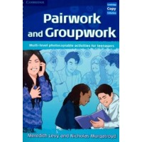 Photocopiable: Pairwork and Groupwork Book