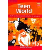 Photocopiable: Teen World Book