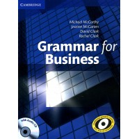 Grammar for Business Book + CD