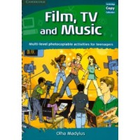Photocopiable: Film, TV and Music Book