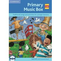 Primary Music Box Book + CD