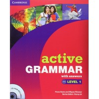 Active Grammar 1 Book + Key & CD-ROM