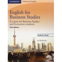 English for Business Studies 3rd Ed. SB